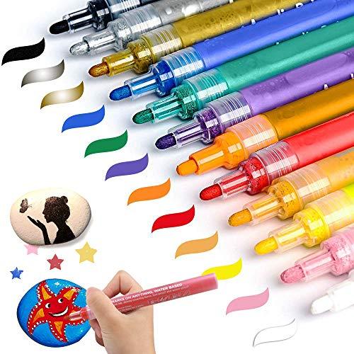 top 10 stifte für glas  marker  filzstifte  abblena